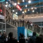 Forum -1 du Centre Pompidou Paris (Photo Jan Baetens)
