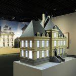Vue de l'exposition : salle D. Image : nicolas adam studio - architecte scénographe