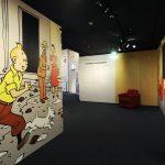 Vues de l'exposition: salle 3. Image : nicolas adam studio - architecte scénographe