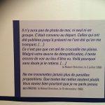 Vue de l'exposition Henri Michaux Bruxelles. Photo N. Cohen