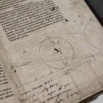 Première lettre sur la roulette, 1658 (BnF, réserve des livres rares)