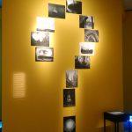 La pente de la rêverie, un poème, une exposition, vue de la salle 2. Première Bac Pro photo, Lycée Suger, lycée des Métiers de l'image et du son, Saint-Denis © Anne-Christine Royère