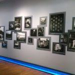 La pente de la rêverie, un poème, une exposition, vue de la salle 4. « La Pente de la rêverie », Jean-Christophe Ballot