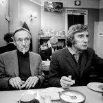 William Burroughs et Brion Gysin par Charles Gatewood