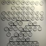 détail de la cimaise d'accueil de l'exposition « Les Hugo, une famille d'artistes ». M.-C. Régnier ©