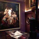 Vue de la salle 1, L'Œil de Baudelaire, Musée de la Vie romantique, Paris © Photo : Aude Jeannerod