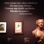 Vue de la salle 2, L'Œil de Baudelaire, Musée de la Vie romantique, Paris © Photo : Aude Jeannerod