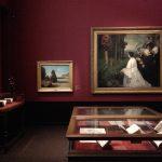 Vue de la salle 4, L'Œil de Baudelaire, Musée de la Vie romantique, Paris © Photo : Aude Jeannerod