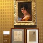 Julie Duvidal de Montferrier, Portrait d'Adèle Foucher, 46x34 cm, vers 1820, Maison de Victor Hugo, Paris M.-C. Régnier ©