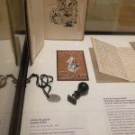 Edition des Lettres de guerre près du sceau de Vaché. Photo A Reverseau