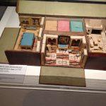 Maison de poupées réalisée par Victor Hugo pour ses enfants à la Maison de Victor Hugo. M.-C. Régnier ©