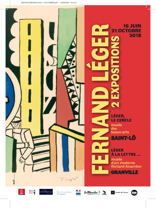 Fernand Léger à la lettre