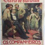 Exemple d'un fascicule publié comme supplément du journal lisboète Diario de Noticias