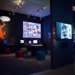 Vue de l'exposition à la Cinemathèque © Olivier Gonord