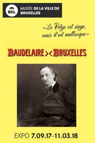 Baudelaire / Bruxelles