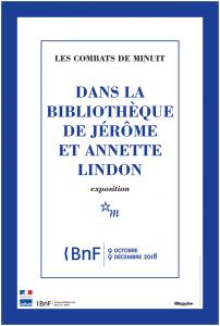 Affiche de l'exposition BNF
