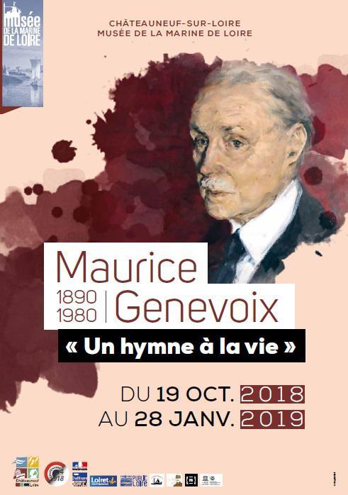 Maurice Genevoix: un hymne à la vie