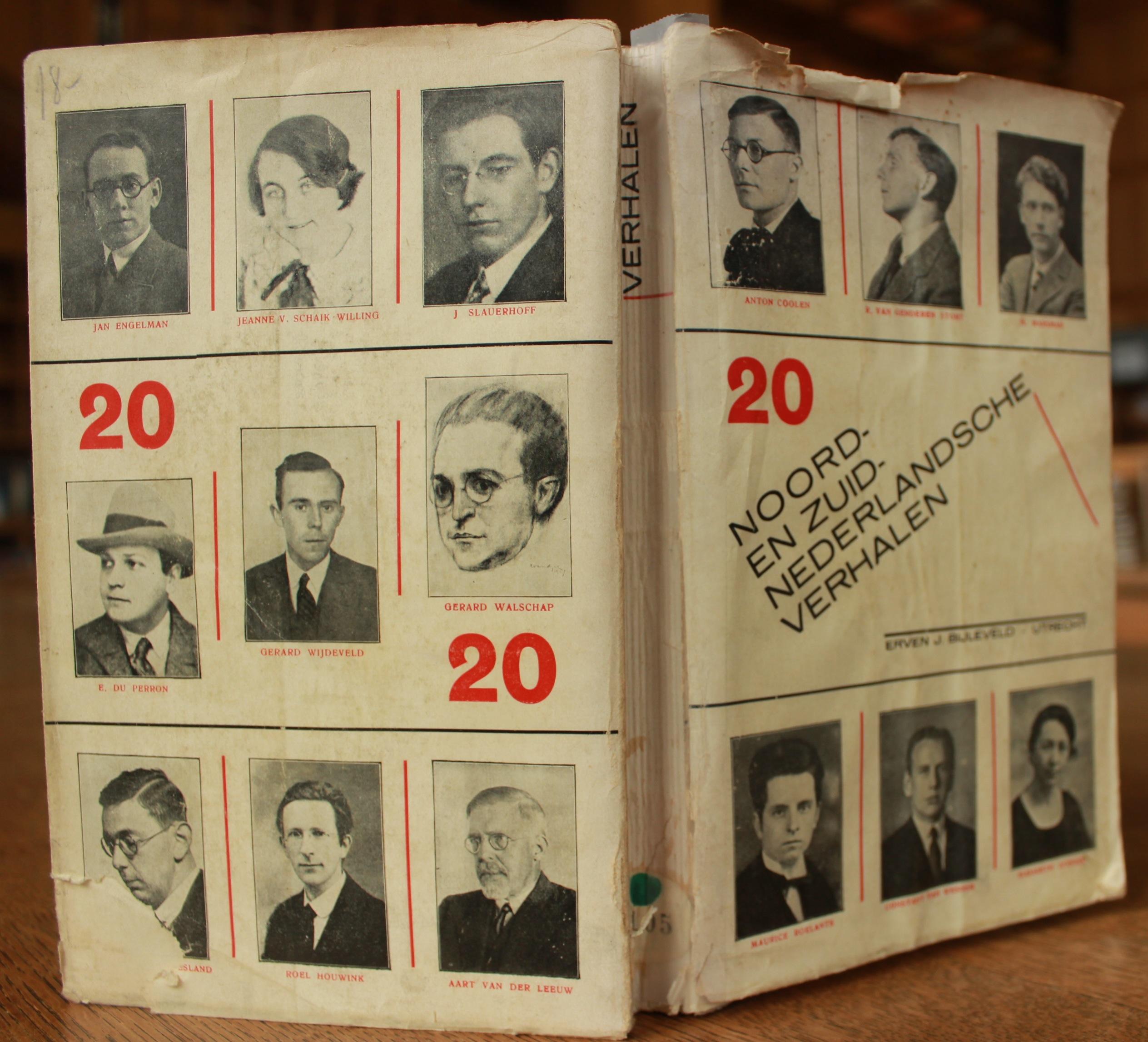 12. Têtes d'écrivains