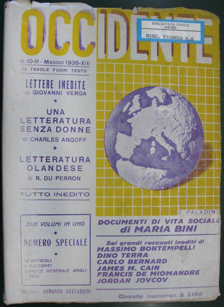 21. Revue littéraire