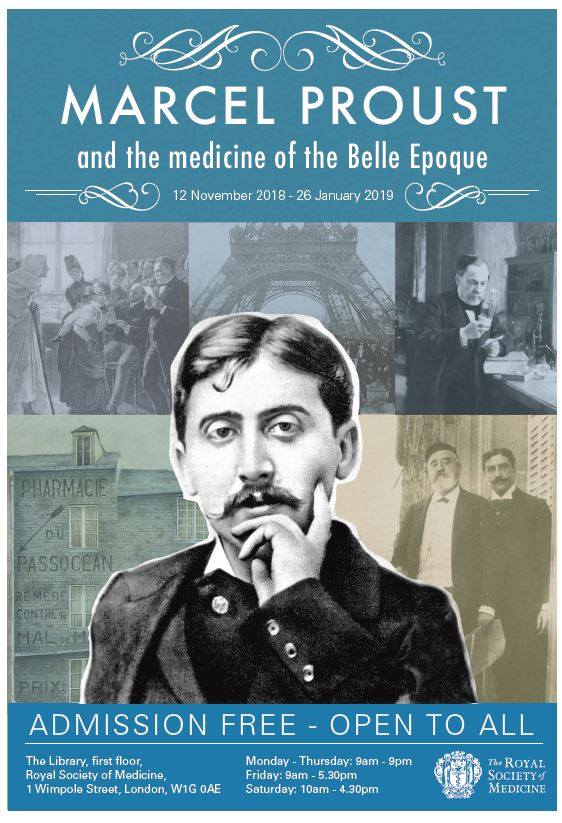 Marcel Proust and the medicine of the Belle Epoque