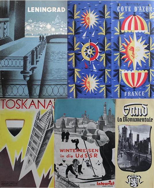 08. Brochures touristiques