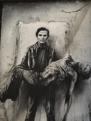 Ernest Pignon-Ernest : Empreintes