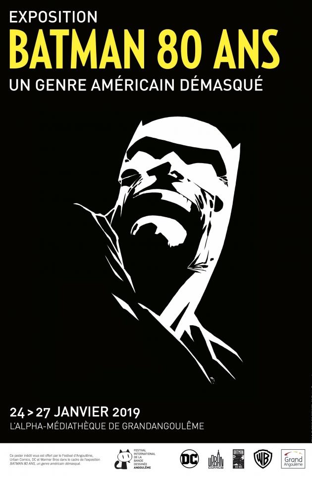 Batman 80 ans : un genre américain démasqué