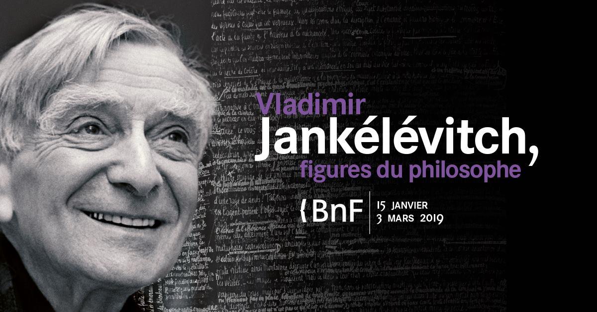 Vladimir Jankélévitch, figures du philosophe