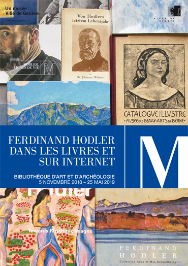 Ferdinand Hodler dans les livres et sur internet