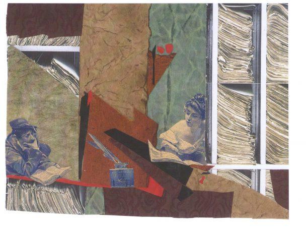 Penser la bibliothèque. Les bibliothèques d'écrivains et d'artistes belges (XIXe – XXIe siècles) – 17 mai 2019 – Bruxelles