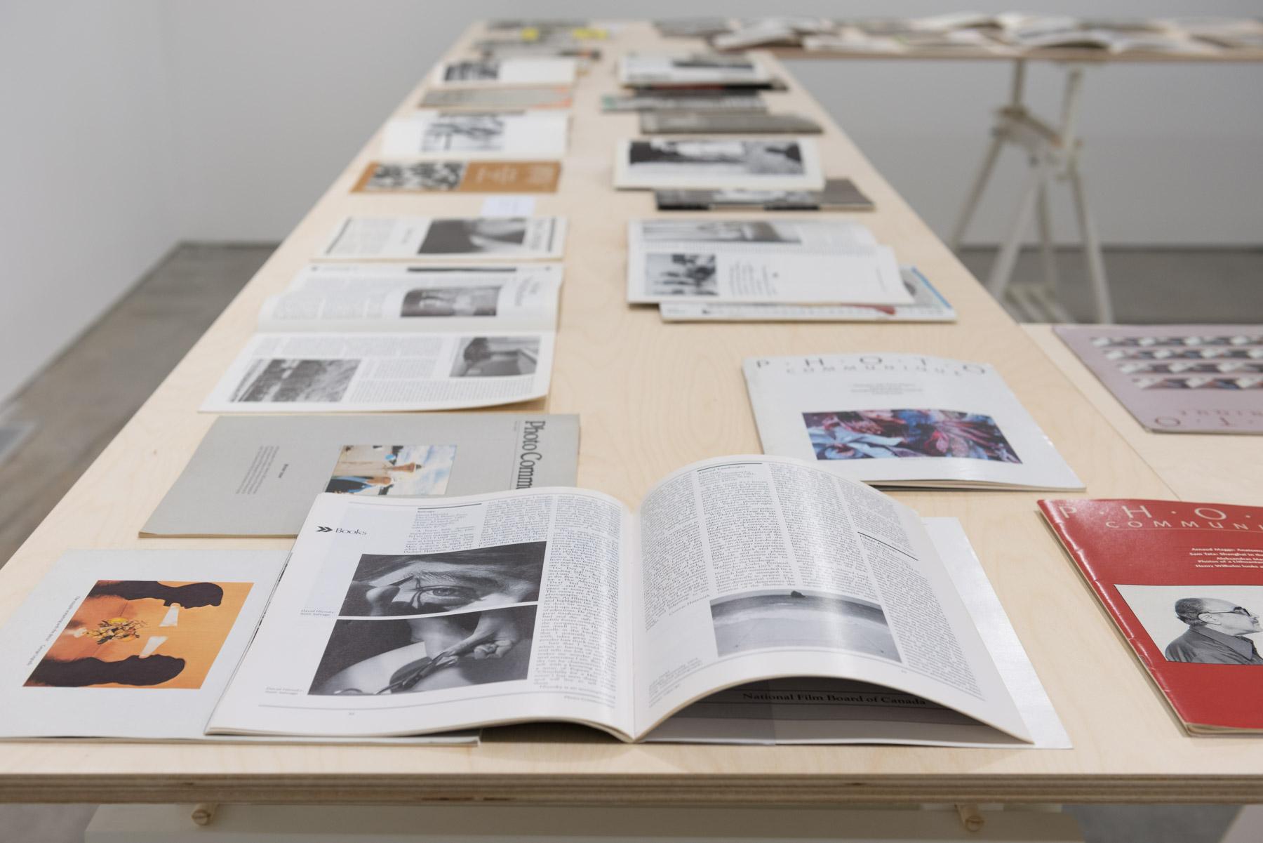 Magazines photographiques canadiens, 1970-1990 : Reconsidération d'une histoire de la photographie imprimée