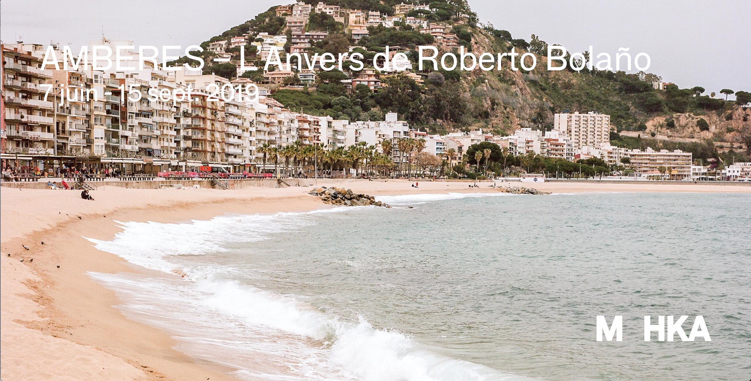 AMBERES – L'Anvers de Roberto Bolaño