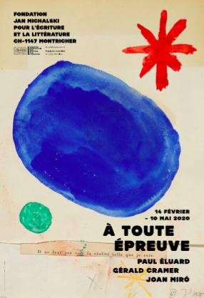 Paul Éluard, Gérald Cramer, Joan Miró | À toute épreuve