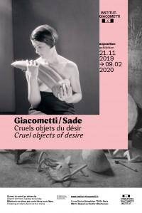 Cruels objets du désir : Giacometti Sade