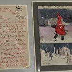 Fausses lettres du Père Noël, Expo Tolkien, BnF