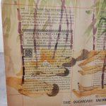 Voyages de Rhodes, vue d'exposition