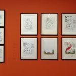 Vue de l'exposition – Photo prise par Marys Renné Hertiman avec l'autorisation de la BPI