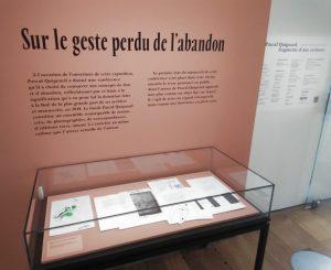 Vue de l'exposition - Pamela Ellayah (D.R.)