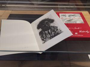 Détail salle Miquel Barcelo. Livre 90, Paris, Editions de la Différence, 2016.