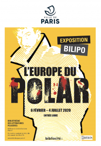 Affiche Leurope du polar