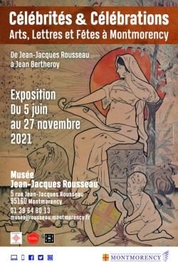 Célébrités & Célébrations. Arts, Lettres et Fêtes à Montmorency