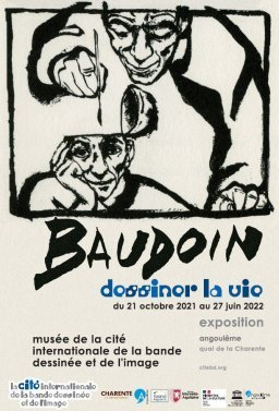Baudoin : dessiner la vie