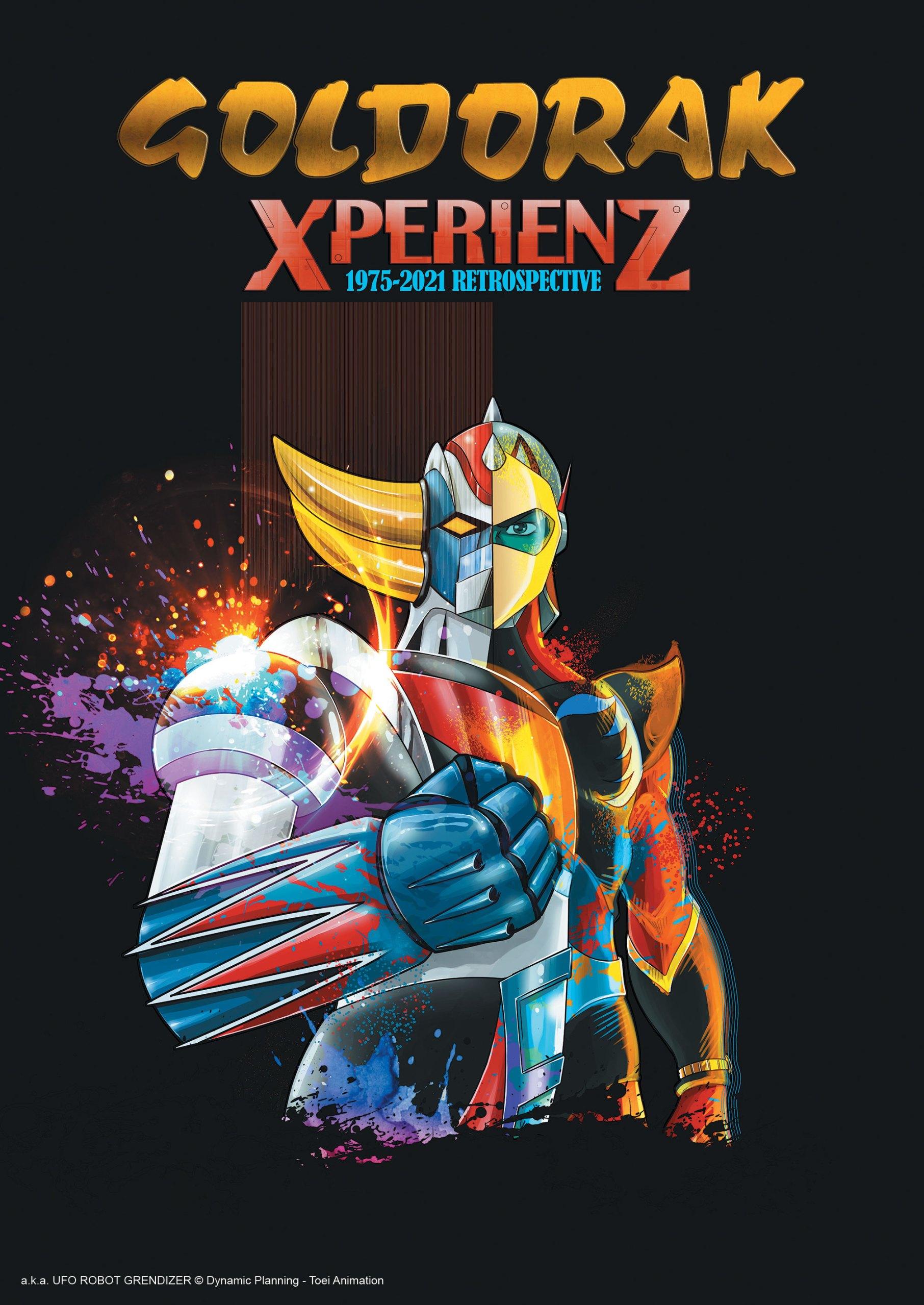Goldorak-XperienZ : 1975-2021 Retrospective