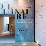 Entrée de l'exposition Apollinaire. Le regard du poète (c) : musée de l'Orangerie / Sophie Boegly