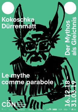 Kokoschka – Dürrenmatt : le mythe comme parabole
