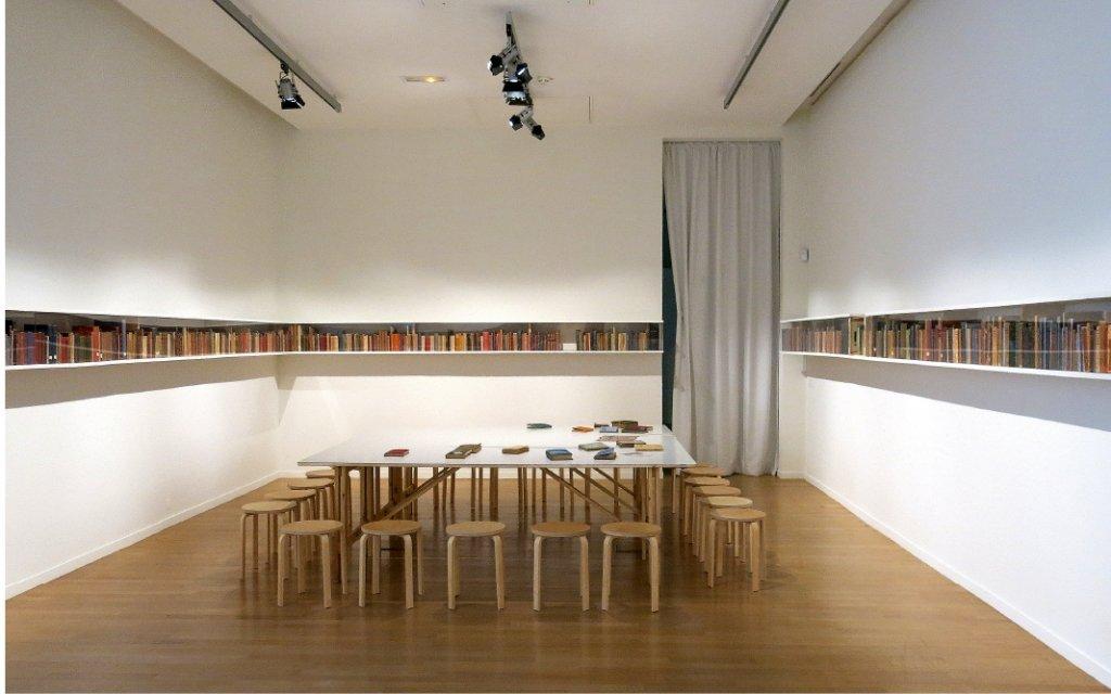 Dialogue avec Pierre Leguillon autour de La Bibliothèque particulière de Fernando Pessoa, Tesouro transnacional