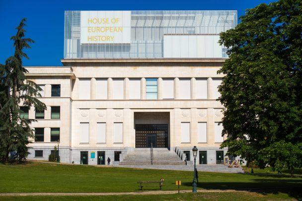 Visite des RIMELL à la Maison de l'histoire européenne (Bruxelles)