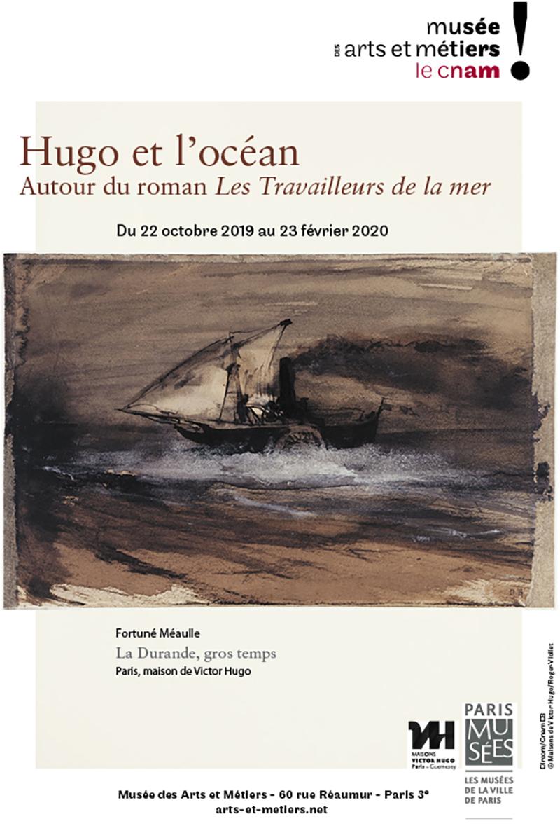Hugo et l'océan – Autour du roman Les Travailleurs de la mer