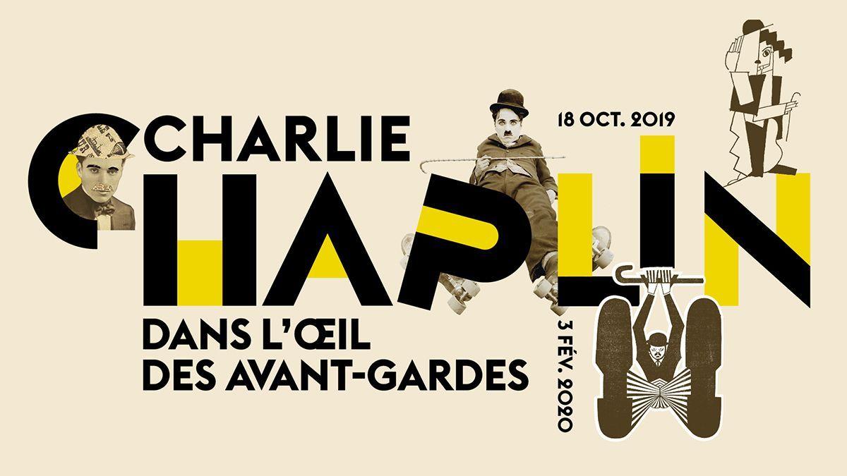 Charlie Chaplin dans l'oeil des avant-gardes