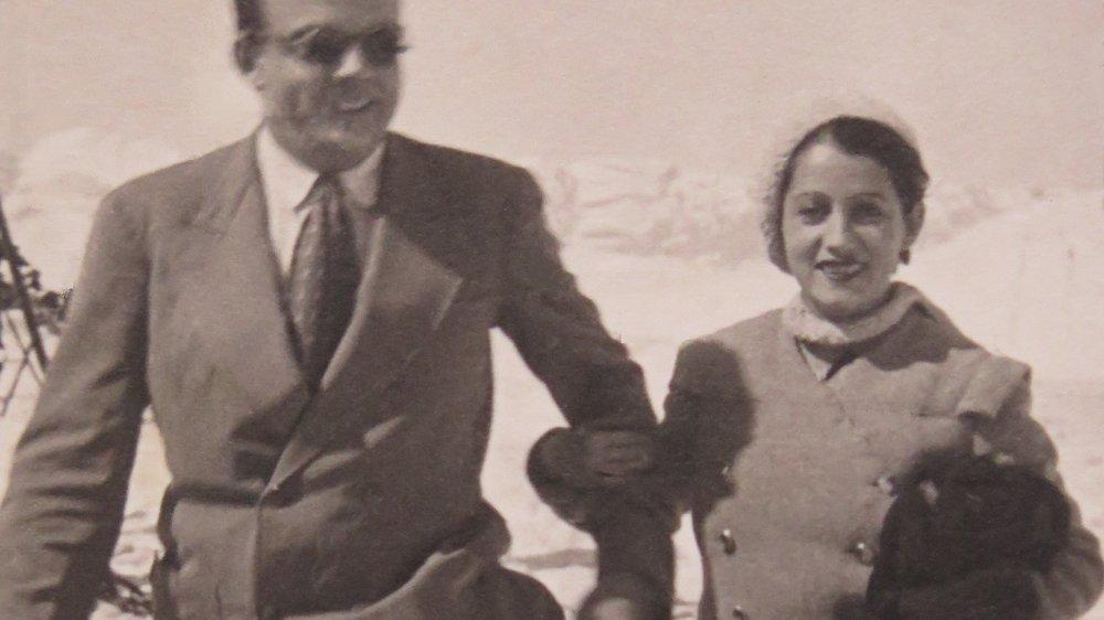 Consuelo et Antoine de Saint-Exupéry. La Rose et son Prince.